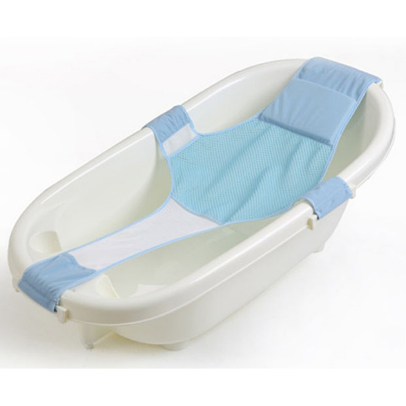 Newborn Baby Infant Bath Tub Safety Seat Bathing Toddler Sho